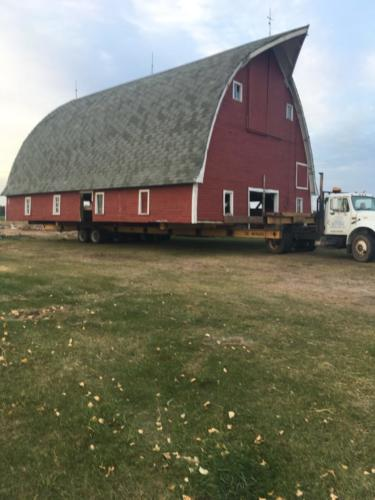 Vintage Barn Relocation 3