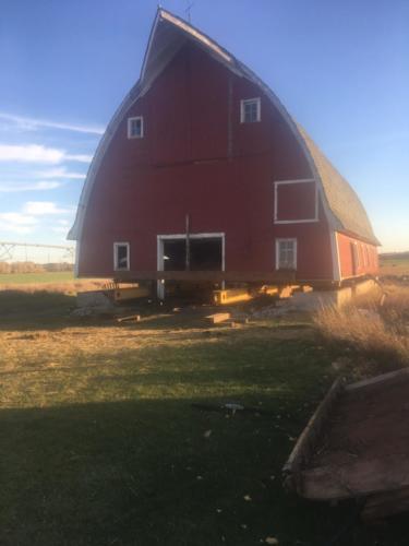 Vintage Barn Relocation 6